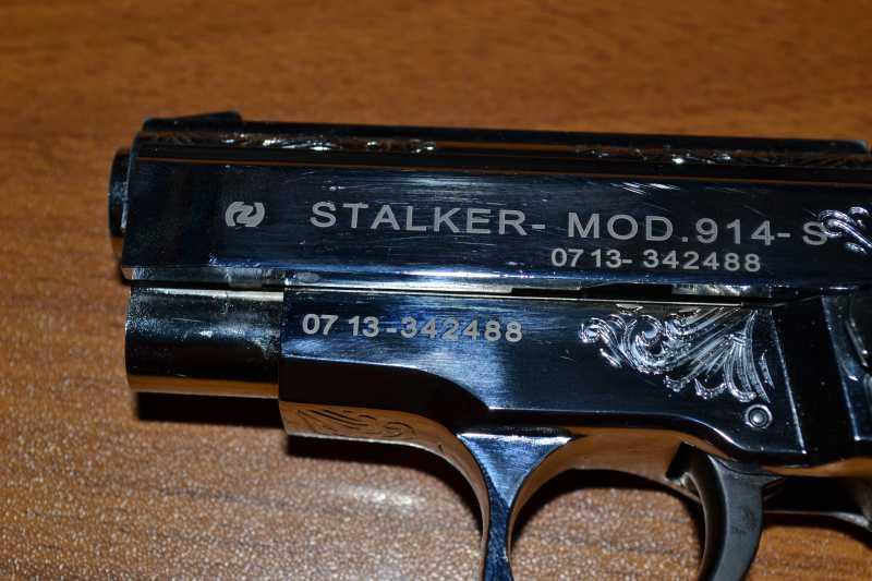 9)Stalker-mod 914-s краткий обзор и впечатления.