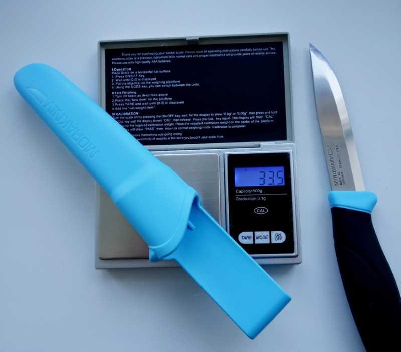 9)Мини-обзор ножа от