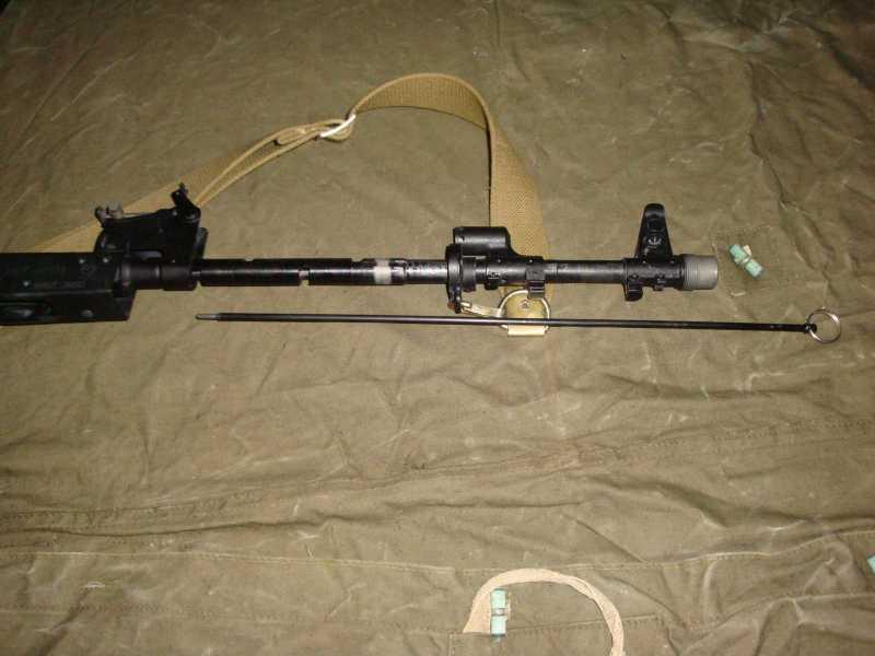 56)АК-74 и АК 103