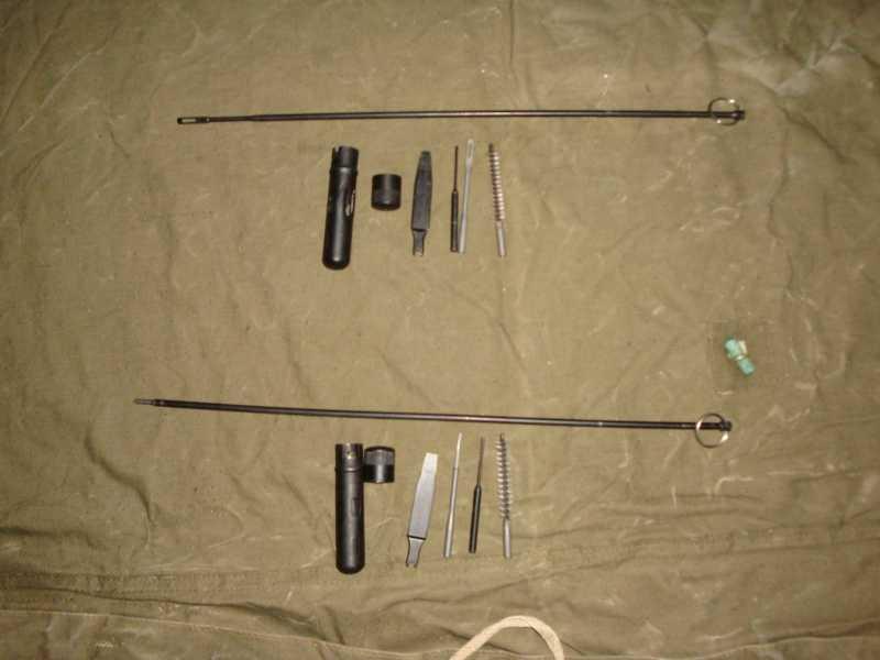 57)АК-74 и АК 103