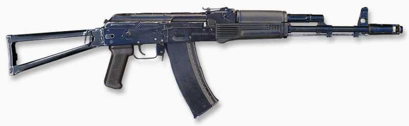 4)АК-74 и АК 103