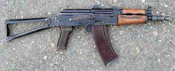 5)АК-74 и АК 103
