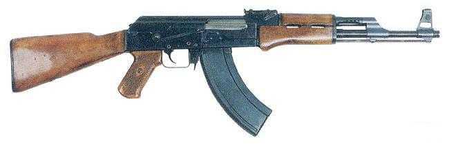9)АК-74 и АК 103