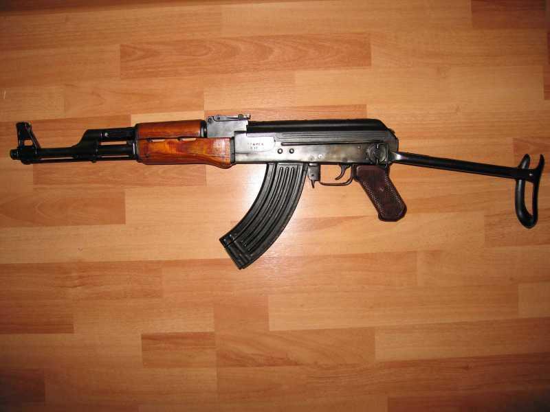 10)АК-74 и АК 103