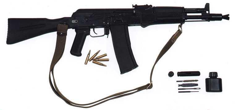 11)АК-74 и АК 103