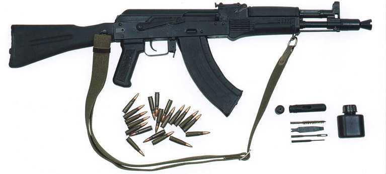 13)АК-74 и АК 103