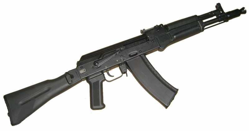 14)АК-74 и АК 103