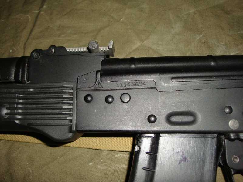 17)АК-74 и АК 103