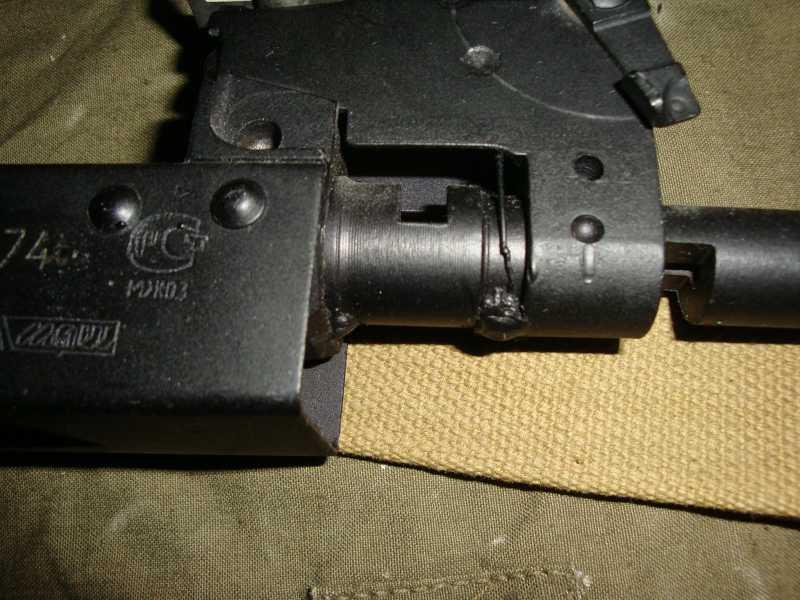 29)АК-74 и АК 103