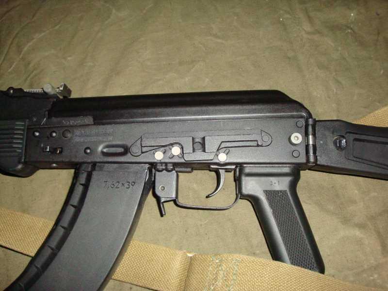 42)АК-74 и АК 103