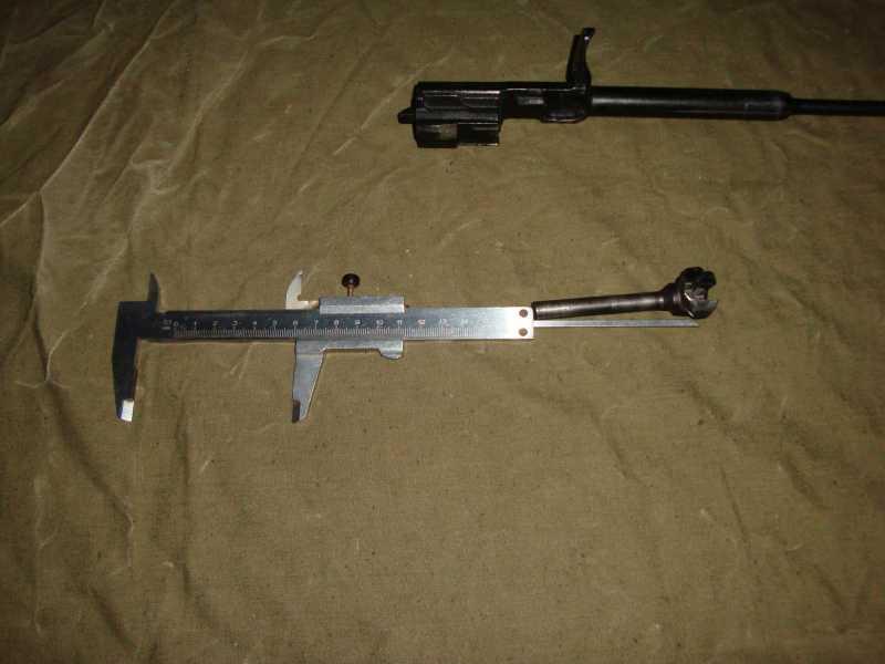 46)АК-74 и АК 103