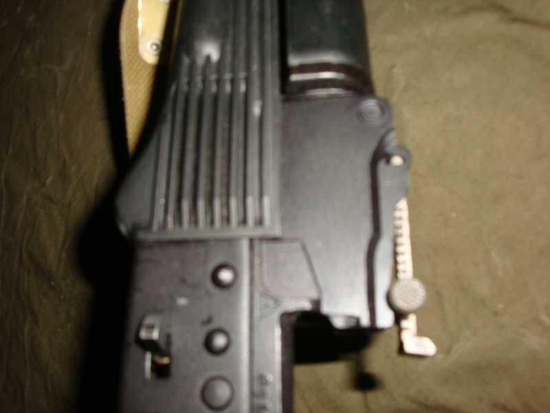 50)АК-74 и АК 103