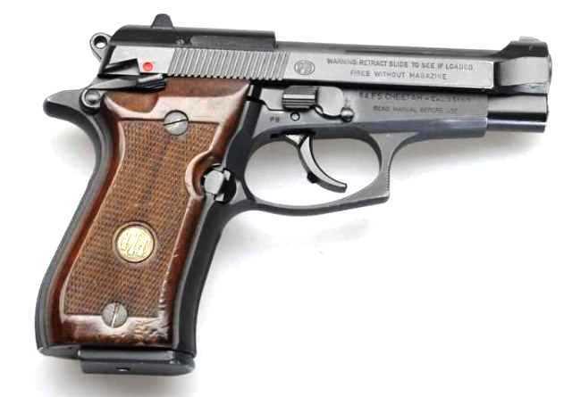 2)Umarex Beretta 84 FS. Пожалуй, лучший из блоубеков.