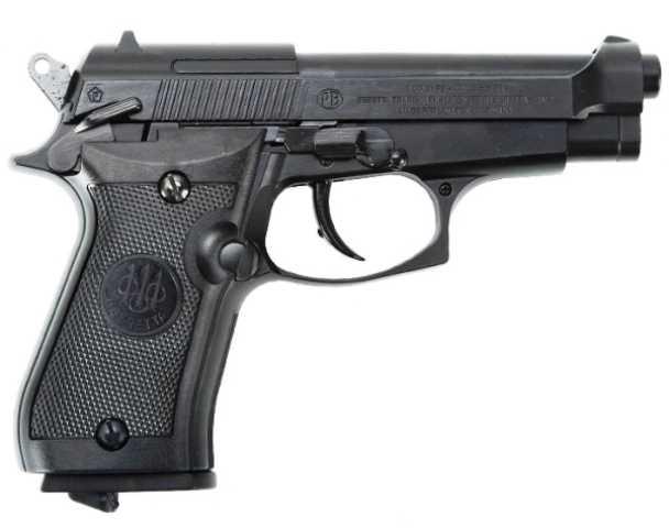 3)Umarex Beretta 84 FS. Пожалуй, лучший из блоубеков.