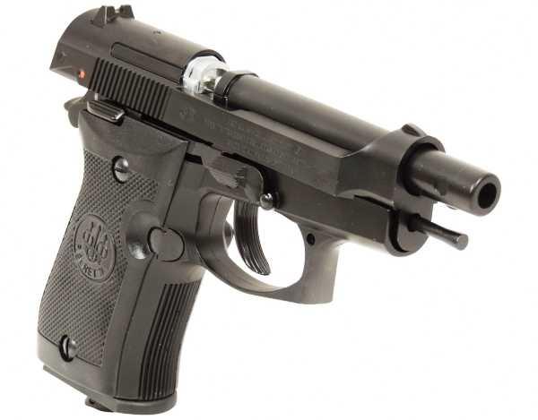 5)Umarex Beretta 84 FS. Пожалуй, лучший из блоубеков.