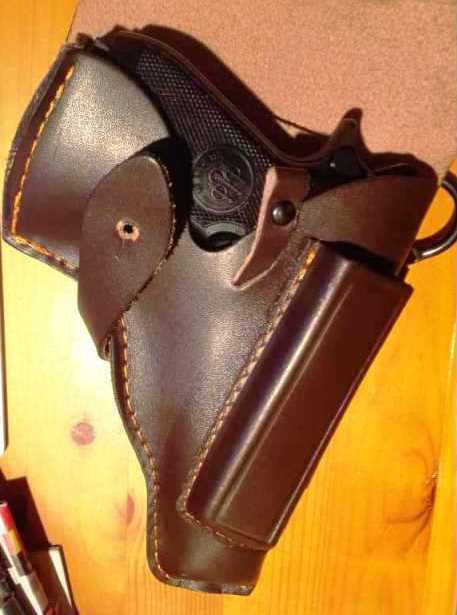 4)Umarex Beretta 84 FS. Пожалуй, лучший из блоубеков.