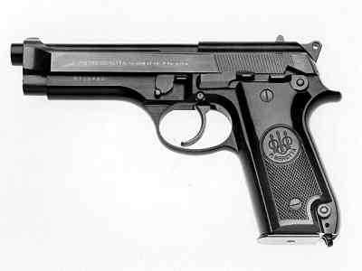 1)История становления Beretta 92 и её дальнейших модификаций