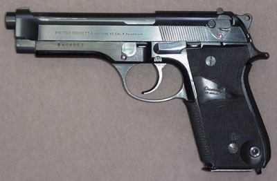 2)История становления Beretta 92 и её дальнейших модификаций