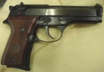 3)История становления Beretta 92 и её дальнейших модификаций