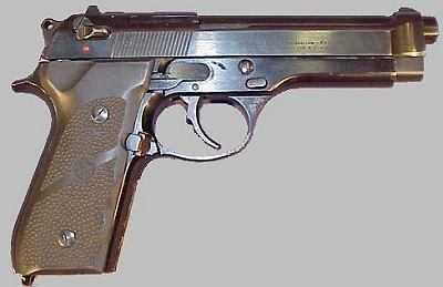 4)История становления Beretta 92 и её дальнейших модификаций