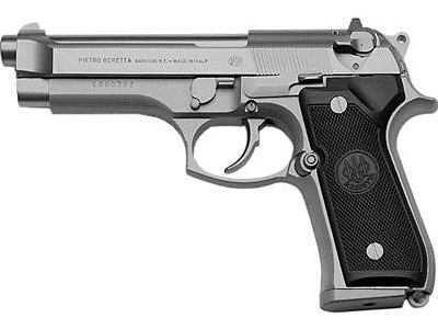 5)История становления Beretta 92 и её дальнейших модификаций