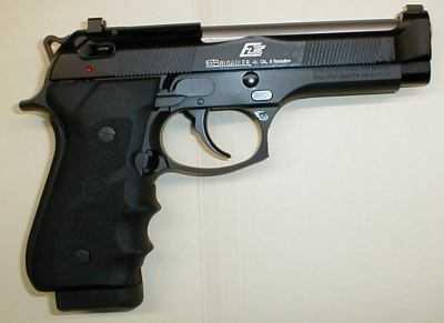 7)История становления Beretta 92 и её дальнейших модификаций