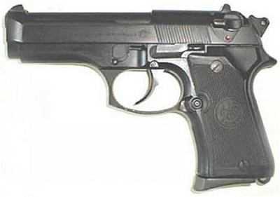 8)История становления Beretta 92 и её дальнейших модификаций