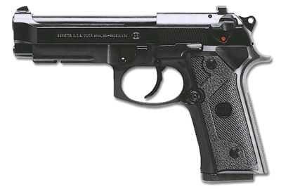 9)История становления Beretta 92 и её дальнейших модификаций