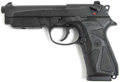 10)История становления Beretta 92 и её дальнейших модификаций