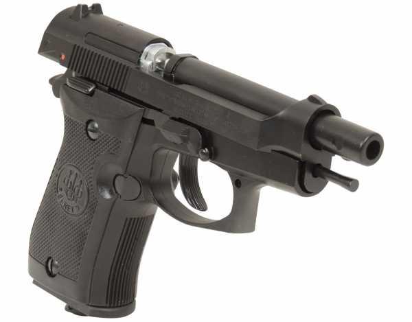 3)для конкурса (Пневматический пистолет umarex beretta 84 fs)
