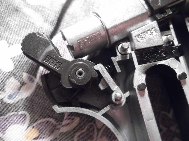 14)Полная/неполная разборка пистолета Gletcher TT NBB