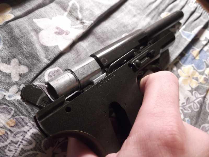 46)Полная/неполная разборка пистолета Gletcher TT NBB
