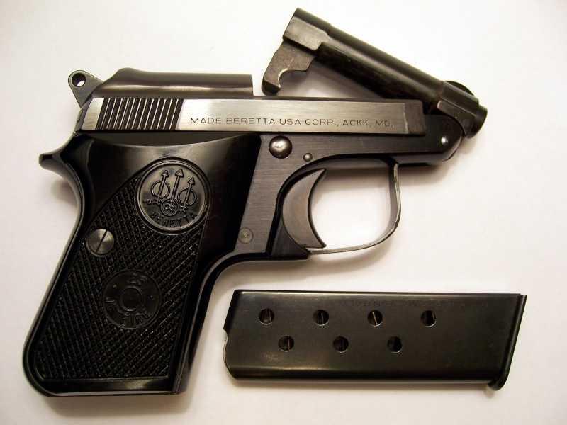 2)Пневматический пистолет Glether BRT 92 FS
