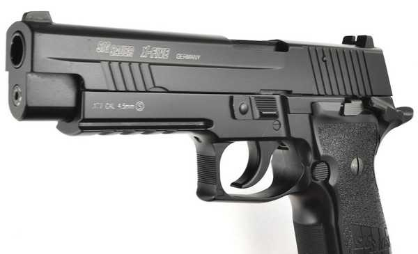 1)Swiss Arms SIG X-FIVE (Для конкурса)