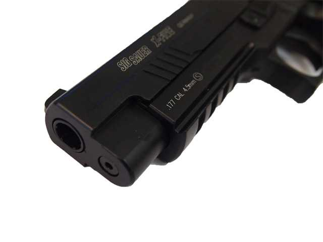 2)Swiss Arms SIG X-FIVE (Для конкурса)