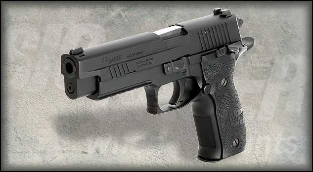 9)Swiss Arms SIG X-FIVE (Для конкурса)