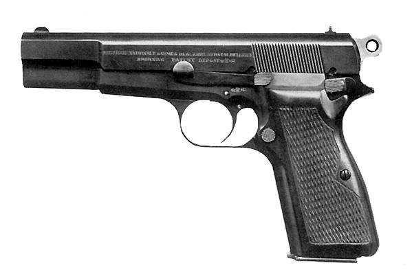 6)Часть 1. Чем отличаются пистолеты, пистолеты - пулемёты разных стран, чьё оружие наиболее эффективно? А поговорим мы о тех, которые использовались во время второй мировой войны.