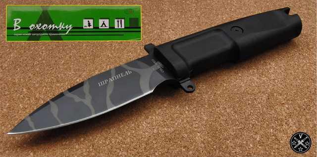 Нож Шрапнель (Т908) компании Пират