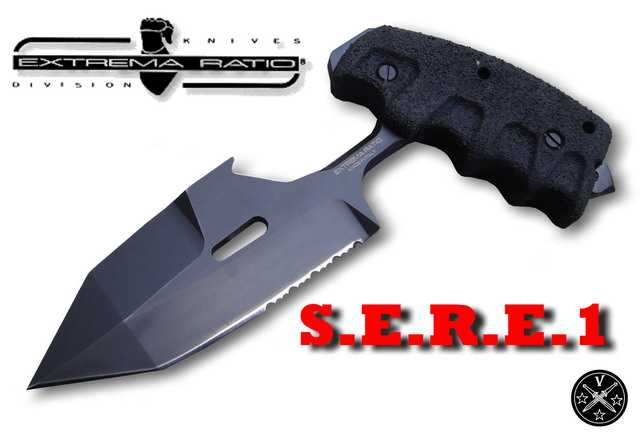 Нож SERE