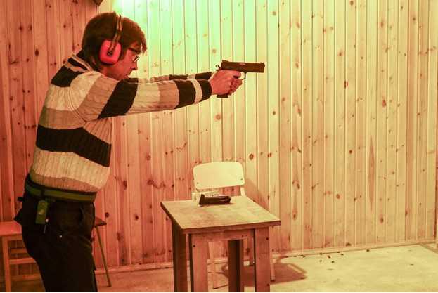 4)Обзор KSC CZ 75, GBB, Pistol (System 7)