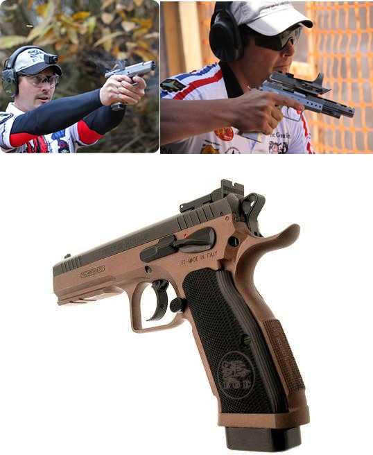 5)Обзор KSC CZ 75, GBB, Pistol (System 7)
