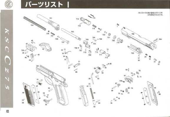 13)Обзор KSC CZ 75, GBB, Pistol (System 7)