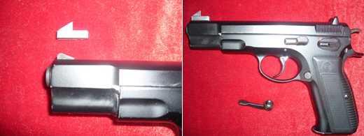 14)Обзор KSC CZ 75, GBB, Pistol (System 7)