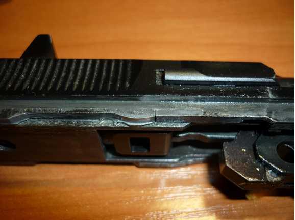 15)Обзор KSC CZ 75, GBB, Pistol (System 7)