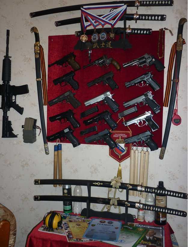 16)Обзор KSC CZ 75, GBB, Pistol (System 7)