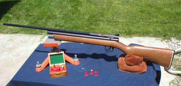 9)Крупнокалиберные со2 ружья-пушки ч.1