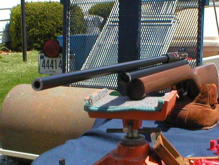 10)Крупнокалиберные со2 ружья-пушки ч.1