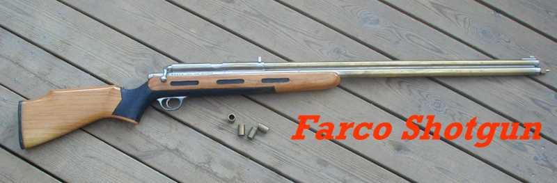 1)Крупнокалиберные со2 ружья-пушки ч.2