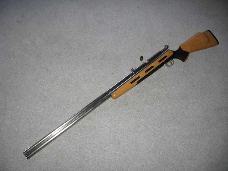 2)Крупнокалиберные со2 ружья-пушки ч.2