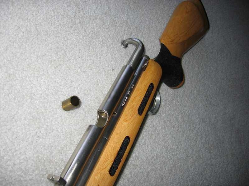3)Крупнокалиберные со2 ружья-пушки ч.2